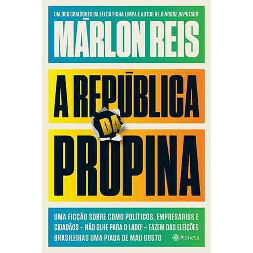 Livro - a República da Propina