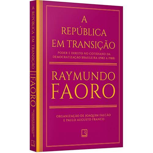 Livro - a República em Transição