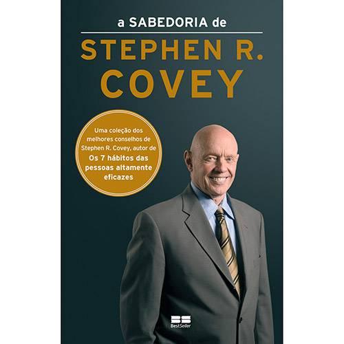 Livro - a Sabedoria de Stephen R. Covey