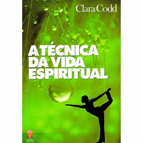 Livro - a Técnica da Vida Espiritual