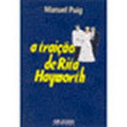 Livro - a Traição de Rita Hayworth