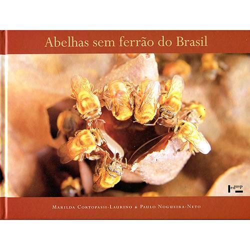 Livro - Abelhas Sem Ferrão do Brasil
