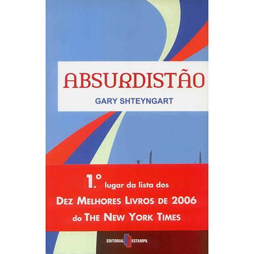 Livro - Absurdistão