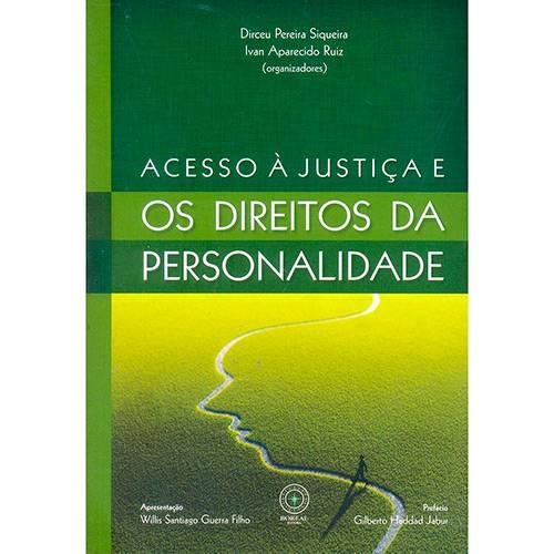 Livro - Acesso à Justiça e os Direitos da Personalidade