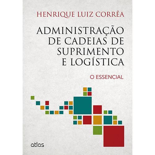 Livro - Administração de Cadeias de Suprimento e Logística