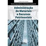 Livro - Administração de Materiais e Recursos Patrimoniais