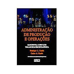 Livro - Administração de Produção e de Operações