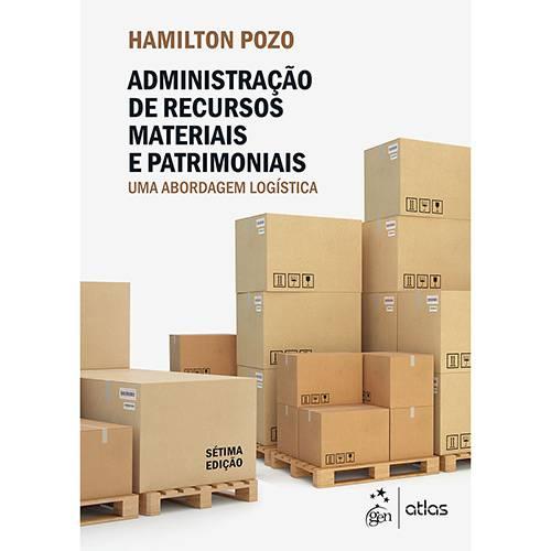 Livro - Administração de Recursos Materiais e Patrimoniais