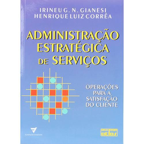 Livro - Administraçao Estrategica de Serviços