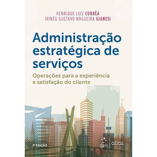 Livro - Administração Estratégica de Serviços