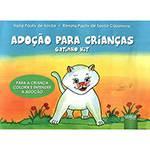 Livro - Adoção para Crianças - Gatinho Kit
