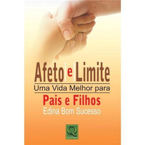 Livro - Afeto e Limite: uma Vida Melhor para Pais e Filhos