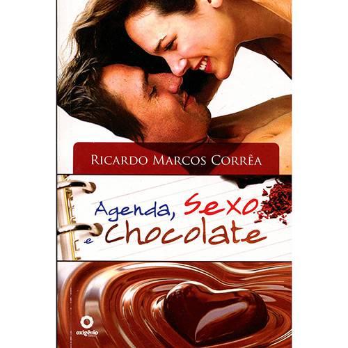 Livro - Agenda, Sexo e Chocolate