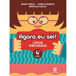 Livro - Agora eu Sei! Língua Portuguesa: Didáticos Ensino Fundamental I - 4º Ano