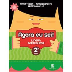 Livro - Agora eu Sei! Língua Portuguesa: Didáticos Ensino Fundamental I - 2º Ano