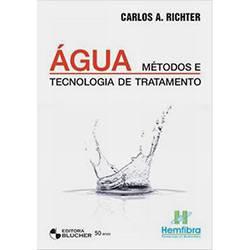 Livro - Água - Métodos e Tecnologia de Tratamento
