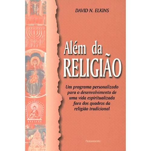 Livro - Alem da Religiao