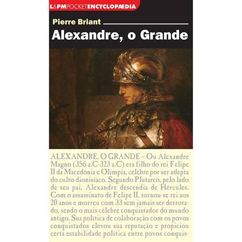 Livro - Alexandre, o Grande