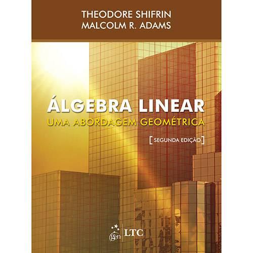 Livro - Álgebra Linear: uma Abordagem Geométrica