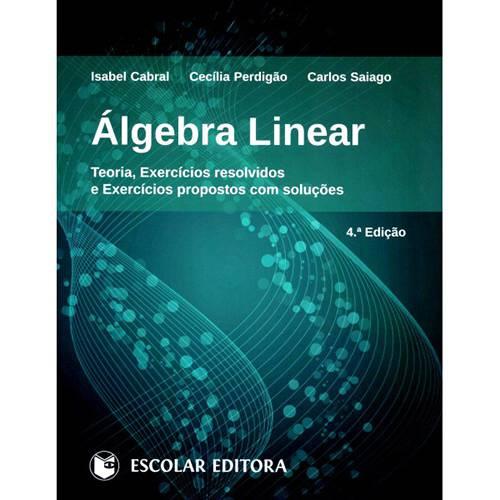 Livro - Álgebra Linear