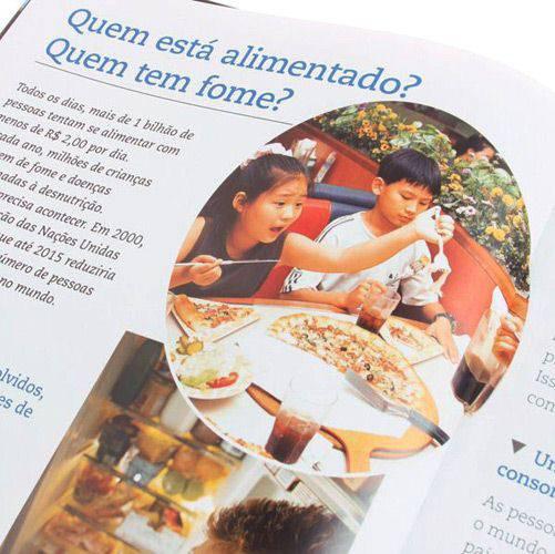 Livro - Alimentos e o Mundo, os