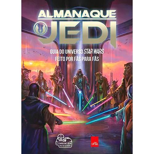 Livro - Almanaque Jedi: Guia do Universo Star Wars Feito por Fãs para Fãs