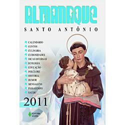 Livro - Almanaque Santo Antônio 2011