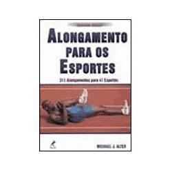 Livro - Alongamento para os Esportes