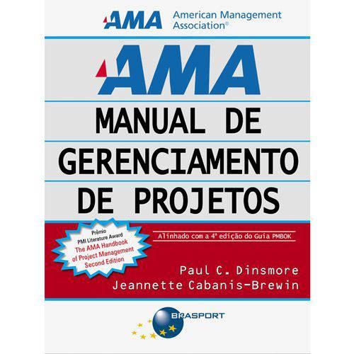 Livro - AMA - Manual de Gerencimanto de Projetos