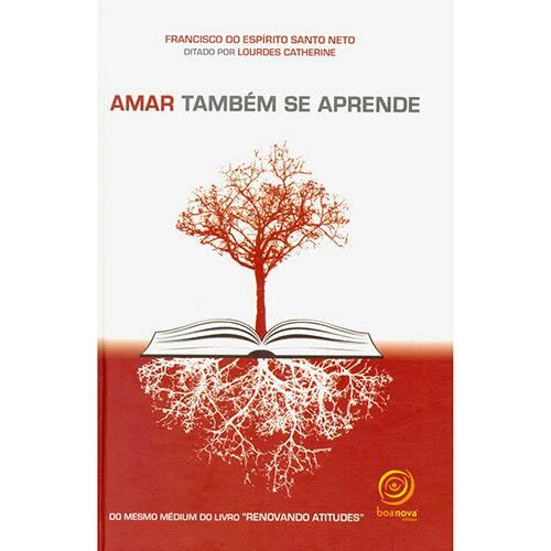 Livro - Amar Tambem se Aprende