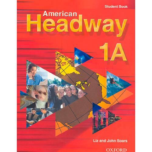 Livro - American Headway 1A: Student Book