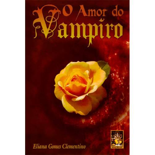 Livro - Amor do Vampiro, o