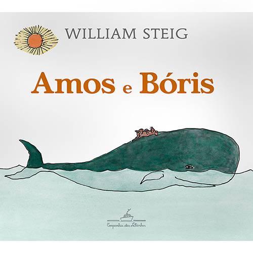Livro - Amos e Bóris