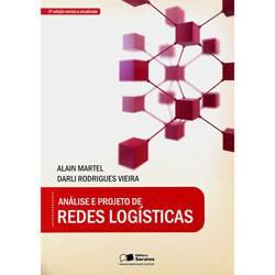 Livro - Análise e Projetos de Redes Logísticas