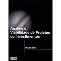 Livro - Análise e Viabilidade de Projetos de Investimento
