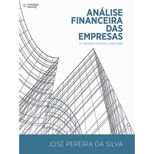 Livro - Análise Financeira das Empresas: 13ª Edição Revista e Ampliada