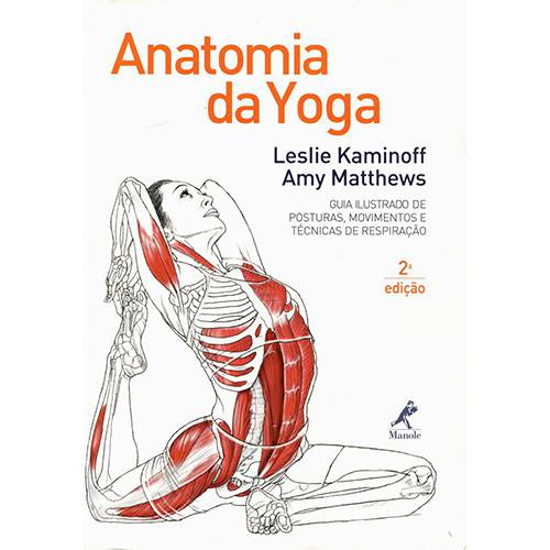 Livro - Anatomia da Yoga