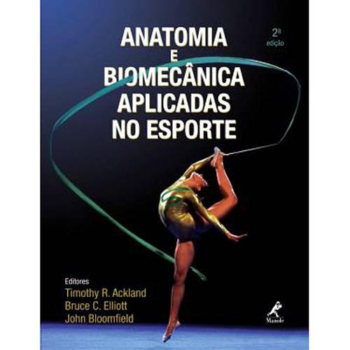 Livro - Anatomia e Biomecânica Aplicadas no Esporte