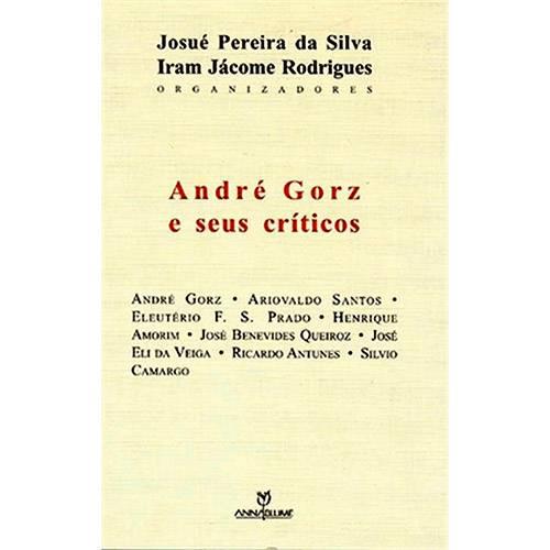 Livro - André Gorz e Seus Críticos