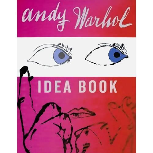 Livro - Andy Warhol Idea Book
