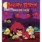 Livro - Angry Birds: Procure e Ache