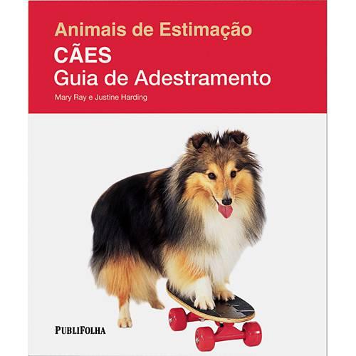 Livro - Animais de Estimação - Cães - Guia de Adestramento
