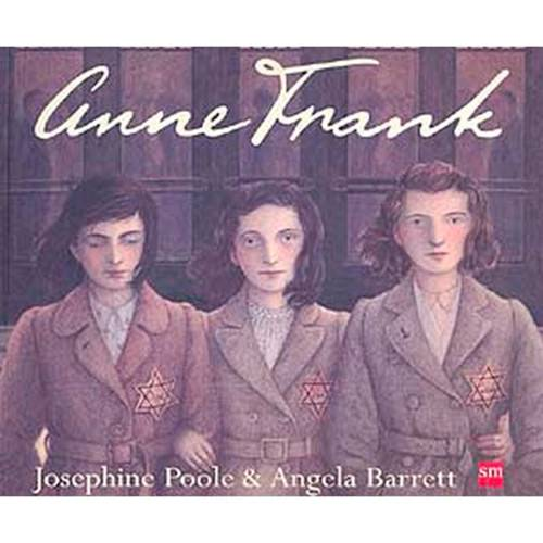 Livro - Anne Frank