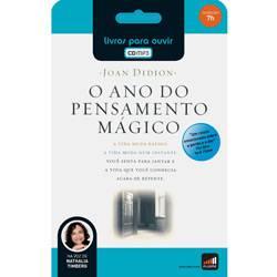 Livro - Ano do Pensamento Mágico, o - Audiolivro