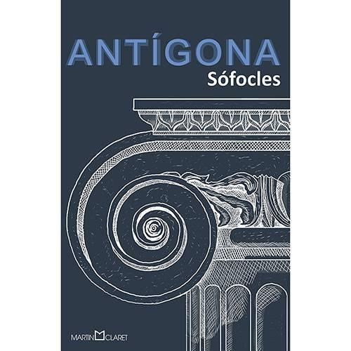 Livro - Antígona
