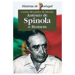 Livro - Antônio de Spinola, o Homem
