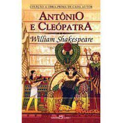 Livro - Antônio e Cleópatra