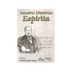Livro - Anuario Historico Espirita 2003