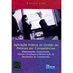 Livro - Aplicação Prática de Gestão de Pessoas por Competências