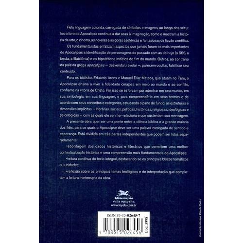 Livro - Apocalipse, o - a Força de Esperança - Estudo, Leitura e Comentário
